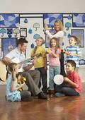 children music lesson